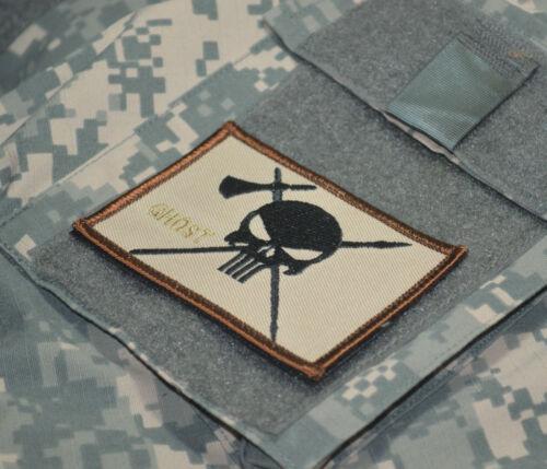 ARMY RANGERS PATHFINDER OPERATOR HOOK//LOOP SSI PIRATE CALICO JACK SILVER SKULL