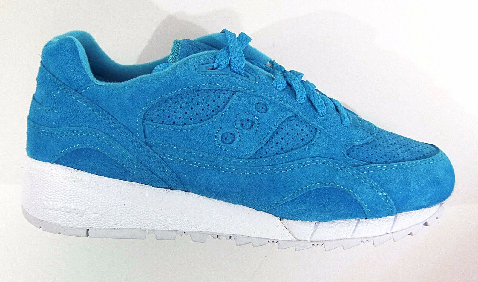 Saucony Men's Shadow 6000 Suede shoes bluee S70222-4 a