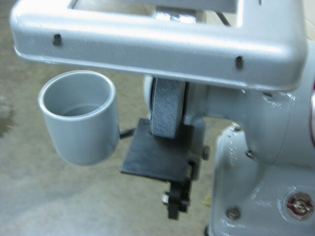 DELTA TRIPLE DUTY GRINDER WATER CUP /& SUPPORT ROD STAINLESS  QUENCH CUP