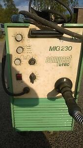 L-TEC-MIG-230-Schutzgasschweissgheraet