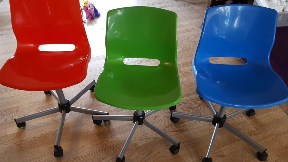 Ikea Plastic Stoel : Ikea volmar office chair like a rock an expensive but