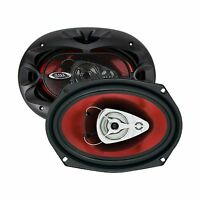 Boss Audio Ch6930 Chaos Exxtreme 6 X 9 3-way 400-watt Full Ra... Free Shipping