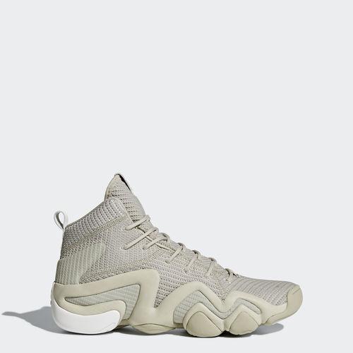 {by3603} uomini  adidas pazzo 8 / pk primeknit scarpa beige / 8 sesame * nuova!* 0679c4