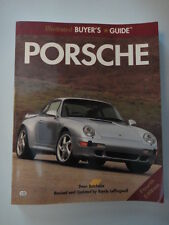 Illustrated Porsche Buyer's Guide by Dean Batchelor - 1997, Paperback