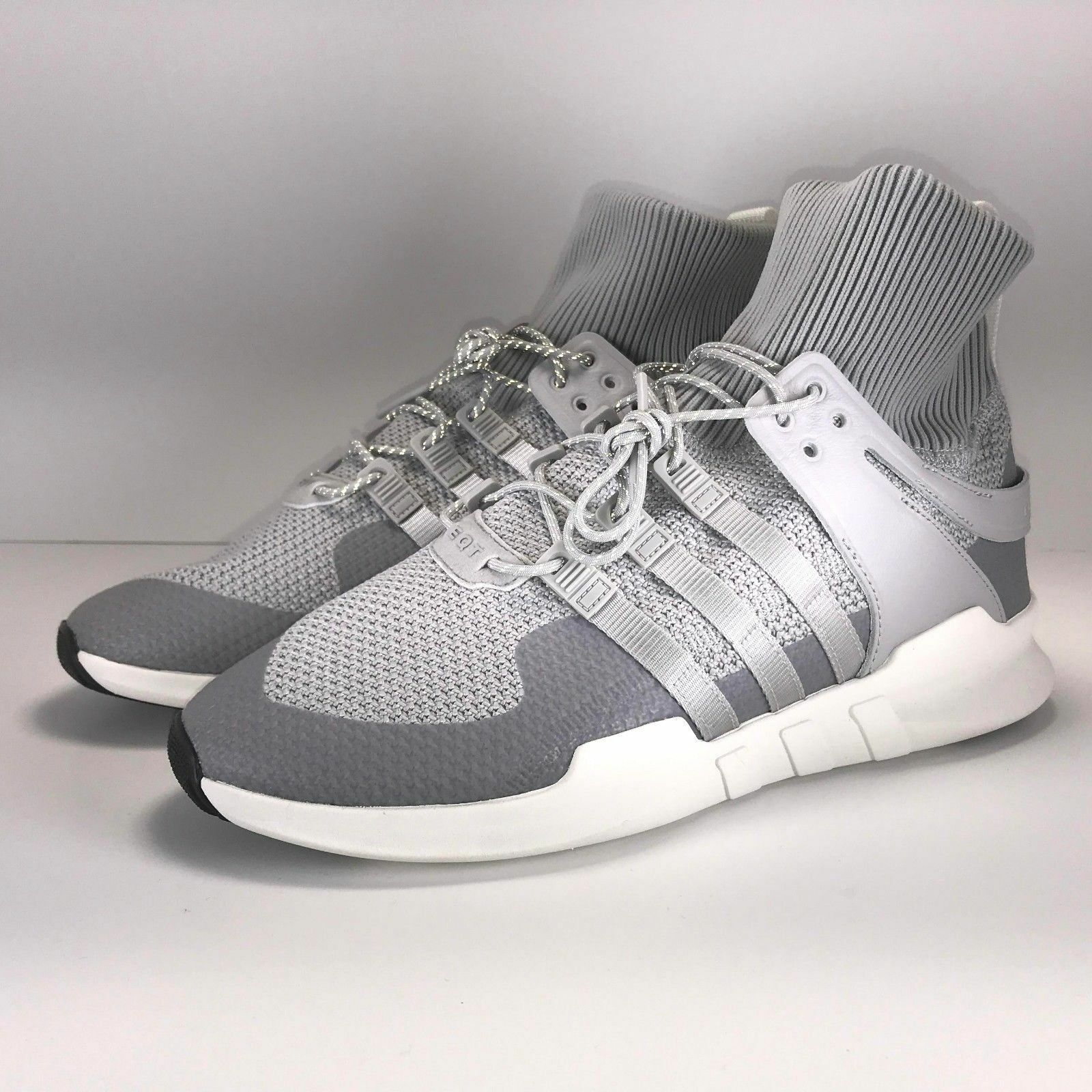 Adidas Originals EQT Support ADV Winter Grey White BZ0641 Size 7