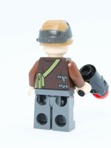 Lego Private Calfor 75164 Rebel Trooper Rogue One Star Wars Minifigure