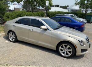 2013 Cadillac ATS Fully Loaded