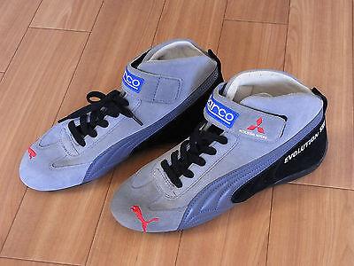 [GOODS] PUMA x sparco x Mitsubishi Lancer Evolution Vll shoes Speed Cat  27.0cm | eBay