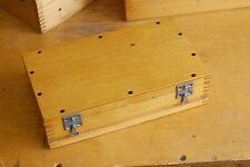 Lomo Original Wooden Box For Polarizing Microscope