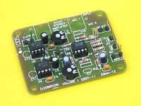 Rainbowkits Ebst-11 One Watt 1w Lm1458 Lm386 Stereo Audio Preamp & Amplifier Kit