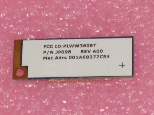 NEW  Dell Truemobile 360 Bluetooth Wireles adapter JP098 NEW