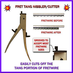 FRET-TANG-NIBBLER-NIPPER-FRETWIRE-CUTTER-LUTHIER-TOOL