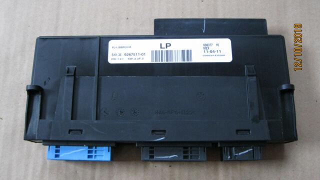 bmw x5 e70 x6 e71 junction Electronic body box module 9267511