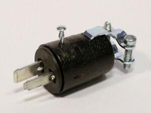 Cinch-Connector-P302CCT-P-302-CCT-2-Contact-Male-Plug-NOS