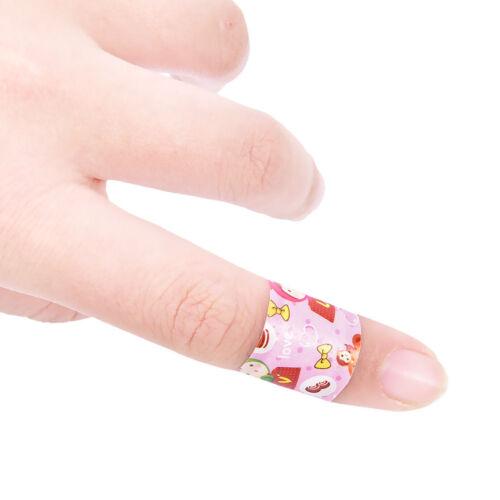 50PCs Variety Decor Patterns Bandages Cute Cartoon Band Aid JH