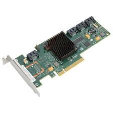 9212-4i LSI SAS 2008 Controller Card 4-Port SAS//SATA RAID Card 6GB PCI-E x8//x16