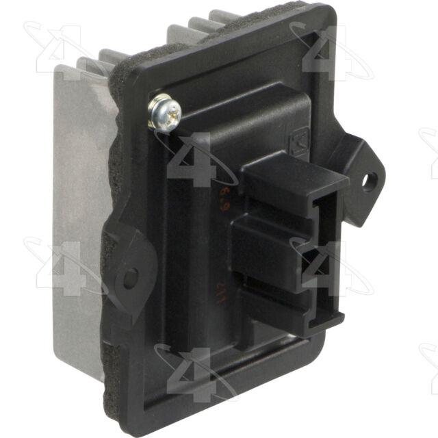 HVAC Blower Motor Resistor-Resistor Block 4 Seasons 20329