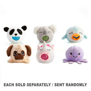 Soft-and-Fuzzy-Round-Plush-Ball-Colourful-Jellies-6-Adorable-Animal-Designs