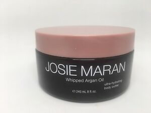 josie maran whipped argan oil hydrating body butter sweet holly 8 oz unsealed ebay. Black Bedroom Furniture Sets. Home Design Ideas