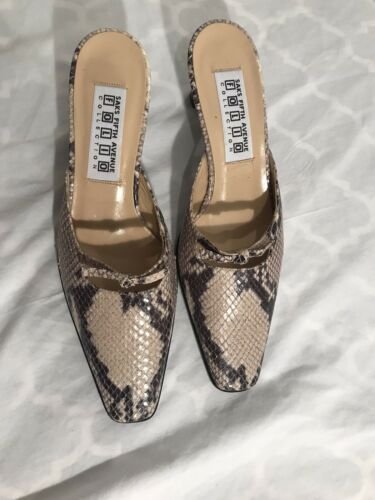 Saks Fifth Avenue Folio Collection Womens Snake Sk