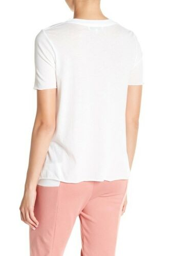 Color: White M Sizes: XS Tee Wildfox Couture Women/'s Bien