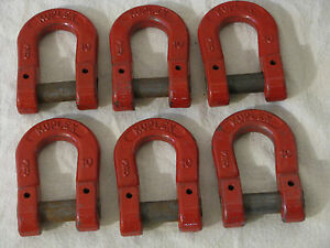 6-Kuplex-K21-3-8-034-Kupler-Coupling-Link-with-pin-and-clip-for-Chain-Assembly-etc