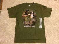 Duck Dynasty Commander Robertson Lot Of 4 Brand T-shirt Shirts Size Medium