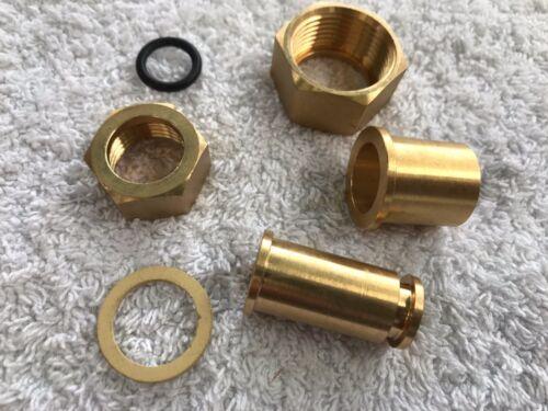 Worcester 230 /& 240 Diverter To Heat Exchanger Telescopic Coupling 87161205070