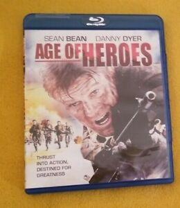 AGE-OF-HEROES-Blu-Ray-2012-Sean-Bean-Danny-Dyer-Rosie-Fellner