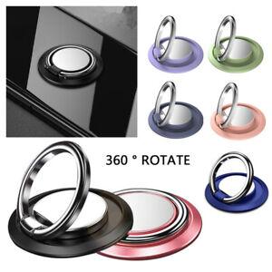 LUSSO-Metallo-telefono-titolare-staffa-universale-360-ROTANTE-STAND-Finger-Ring-ACC