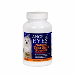 Angels-039-Eyes-Chicken-Formula-75-gram-Natural-Tear-Stain-Powder-for-Dogs