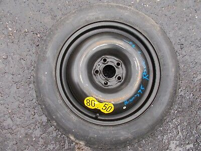 SPARE TYRE COVER WHEEL COVER TYRE BAG SPACE SAVER FOR ANY CAR VAN 125//90R16