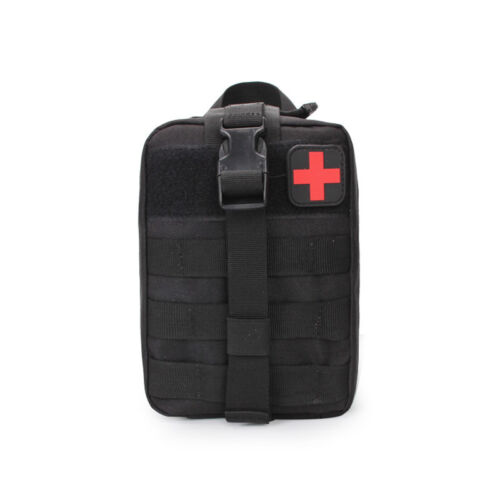 New First Aid Kit Multifunctional Waist Pack Camping Climbing Bag Emergency Case