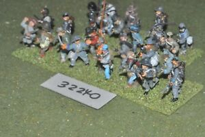 25mm Acw / Confederate - Regt.
