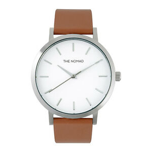 The-Nomad-Watch-Unisex-Leather-Watch-TAN-BROWN