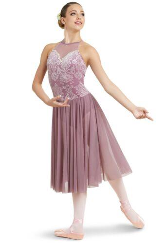 Details about  /Weissman Lyrical Ballet Dance Costume size Adult Medium NEW IN PACKAGE