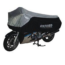 SUZUKI GSX-R125 Oxford Motorcycle Cover Waterproof Motorbike White Black