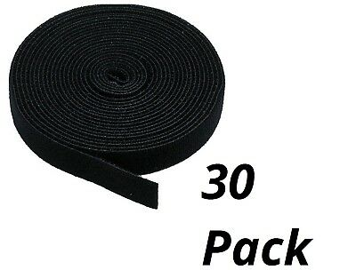 "3//4/"" X 5 yard Roll WHITE FASTENING TAPE HOOK /& LOOP"