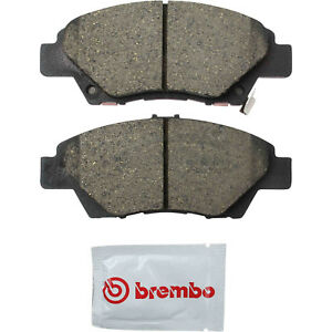 Details about New Brembo Disc Brake Pad Set Front P28050N Honda CR-Z Fit