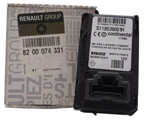 Original Renault lecteur de carte lecteur de carte pour Megane II 8200074331