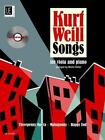 Songs für Viola und Klavier, m. Audio-CD von Kurt Weill (2013, Taschenbuch)