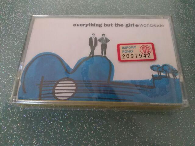 "EVERYTHING BUT THE GIRL ""WORLDWIDE"" MC K7 TAPE 1991 WARNER MUSIC SEALED"