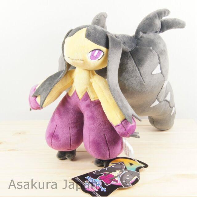 Pokemon Center Original Plush Mega Mawile Doll From Japan