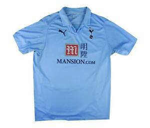 Tottenham Hotspur 2008-09 Authentic Away Shirt (OTTIMO) L soccer jersey