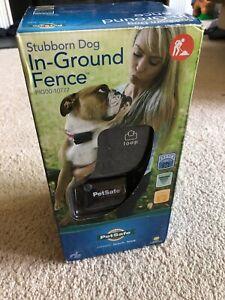 2-dog system PIG00-10777 Petsafe Stubborn Dog Fence Radio ...