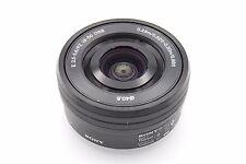Sony E 16-50mm F3.5-5.6 PZ OSS Power Zoom Lens for NEX Series Cameras - BLACK