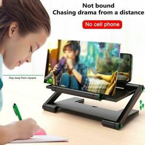 3D Mobile Phone Screen Magnifier HD Video Amplifier NEU Bracket Smartphone J7A5