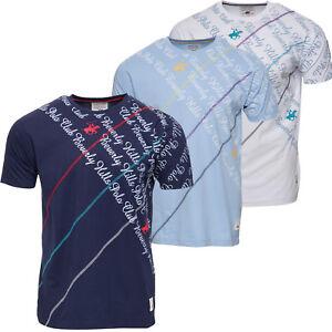 016f22a1 Beverly Hills Polo Club Short Sleeve Crewneck T-Shirt Mens Cotton ...
