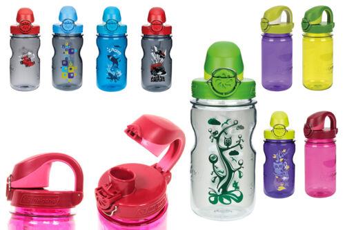 NALGENE OTF Kids Trinkflasche 0,35 L BPA frei Kinder Wasser Sport Flasche NEU