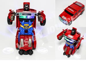 Robot-Transformador-coche-se-deforman-con-luz-y-sonido-Racing-concepto-Ninos-Juguete-Reino-Unido